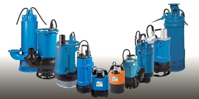 Tsurumi Pump Europe : Construction Dewatering