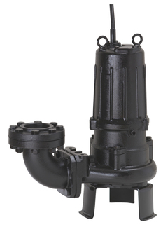 CR series high head cutter pump